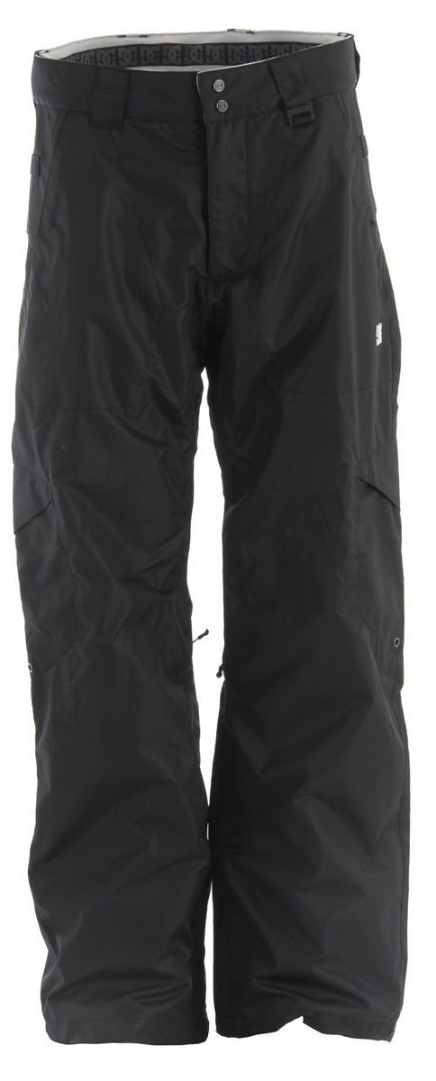 Snowboard If you're looking for a great pair of pants that won't let you down but will also help you to stand out from the crowd, look no further than the DC Banshee Snowboard Pants. These pants are designed to be the height of comfort and flexibility guaranteeing that the wearer will be protected from the elements yet still is comfortable. These pants offer a breathability that is very formidable. So if you're looking for a pair of pants that not only look stylish but are functional the DC Banshee Snowboard Pants may be what you need.Key Features of The DC Banshee Snowboard Pants: 5,000mm Waterproof 5,000g Breathability Critical Taped Shell Pant in a Standard Fit Standard Fit Critical Taping Adjustable Length - $56.95