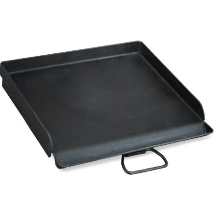 Camp and Hike Whip up a restaurant-style gourmet breakfast with the Camp Chef 1-Burner Professional griddle. - $48.93