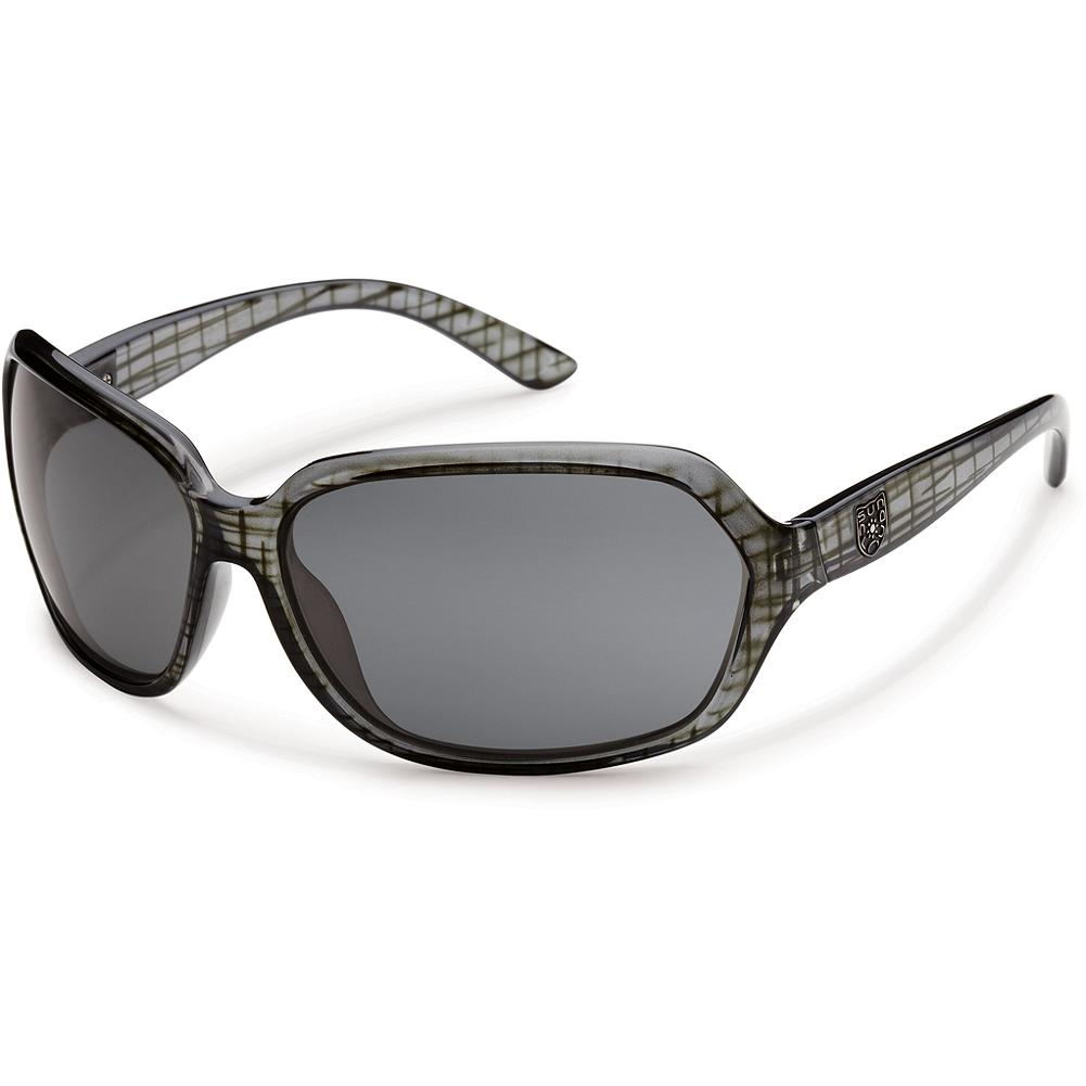 Entertainment Suncloud Empress Sunglasses - Suncloud's Empress Sunglasses provide perfect wrap coverage in a flattering, on-trend shape, and the polarized lenses reduce glare while protecting your eyes from the sun. - $49.99
