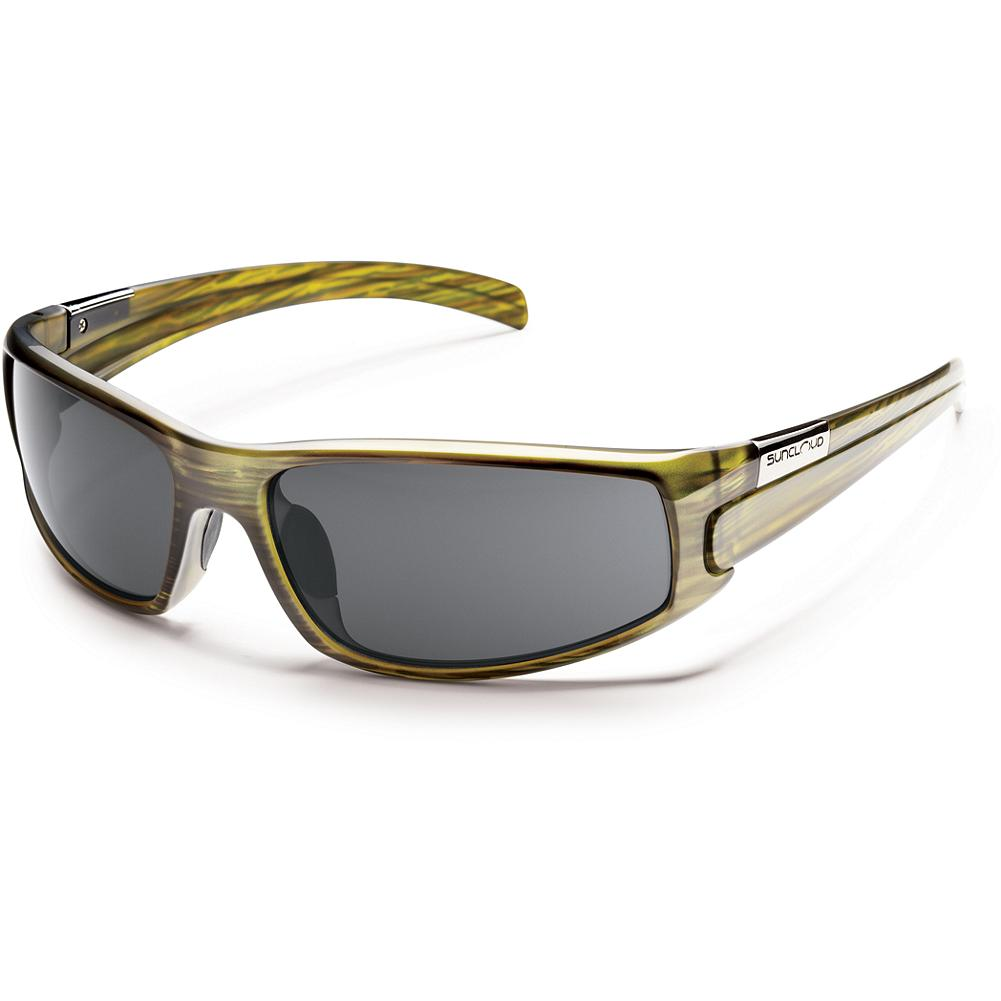 Entertainment Suncloud Swagger Sunglasses - Durable wraparound frames and lightweight polarized lenses make Suncloud's Swagger Sunglasses the perfect choice for any outdoor adventure or activity. - $49.99