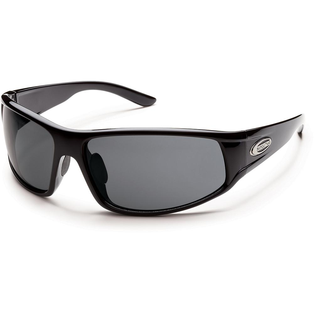 Entertainment Suncloud Warrant Sunglasses - Suncloud's Warrant Sunglasses feature a stay-put wrap-around frame design and impact-resistant polarized lenses for reliable protection from the sun during any outdoor activity. - $49.99