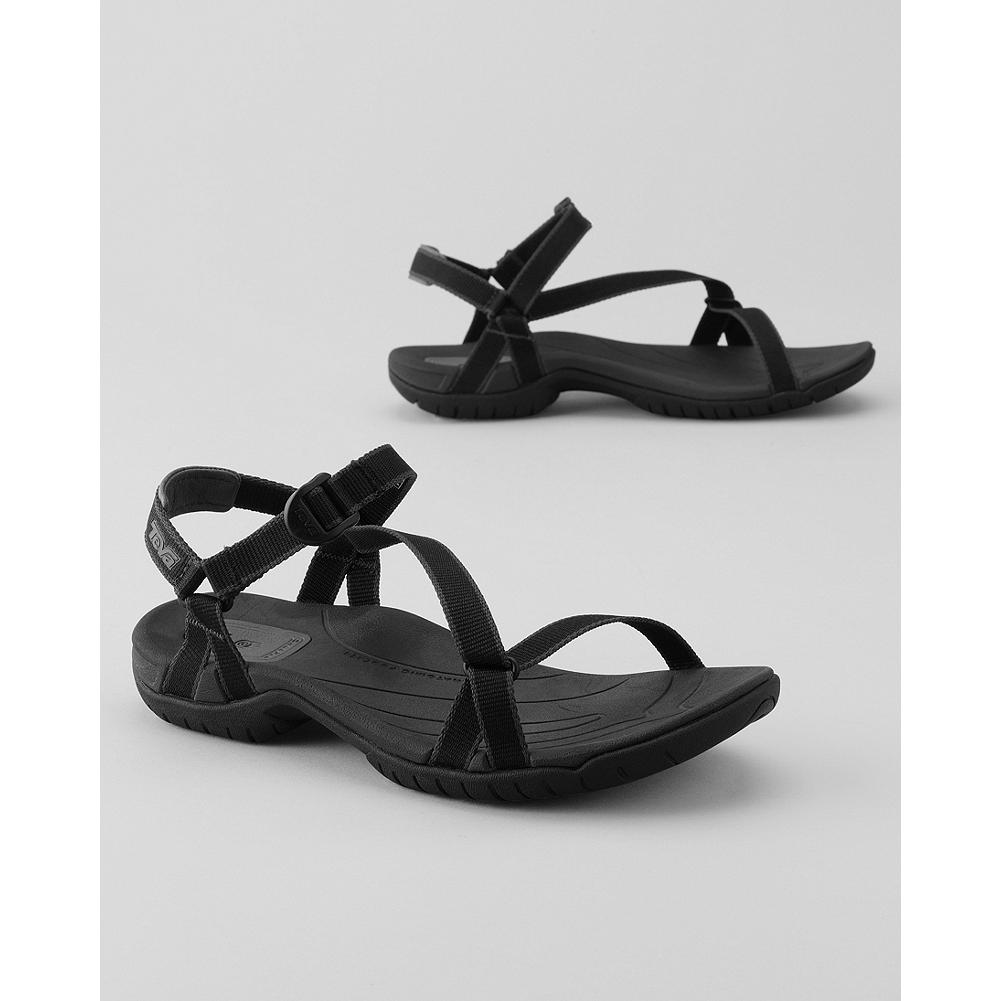 Entertainment Teva Zirra Sandals - These lightweight Teva sandals offer women-specific shape and fit with a multi-point, adjustable strap system for your perfect fit. - $70.00