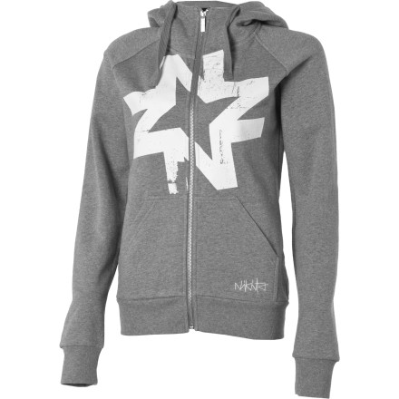 You don't even bother answering your phone. You know who it is, and talking isn't going to help anymore. Instead, you zip up in your Nikita Nstar Full-Zip Hoodie, point your car towards the sunset, and never look back. - $69.95