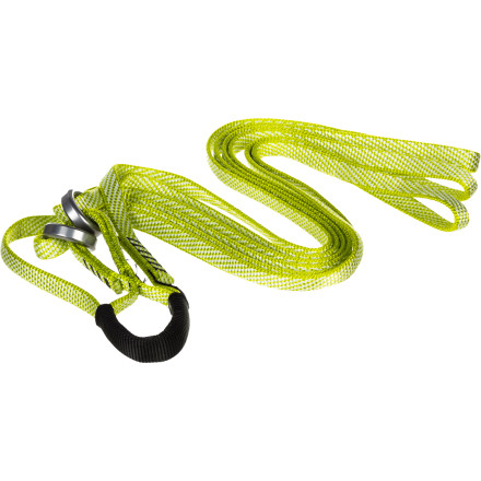 Climbing Instead of fussing with cordelettes, knots, or multiple slings, simply break out the Trango UltraTape 6ft Alpine Equalizer for hassle-free anchor building. The six feet self-adjusting sling allows you to instantly equalize two or three pieces of protection. - $39.90