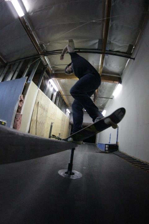Skateboard Front crooks!