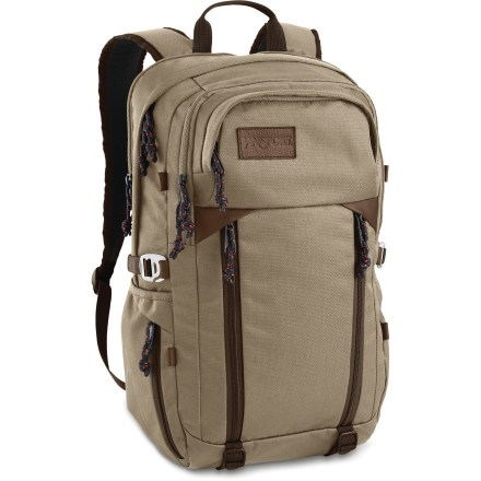 Entertainment When it's time to trade in your boardshorts and bikinis for backpacks and books, the Jansport Oxidation daypack makes the journey just a little bit easier. - $74.93