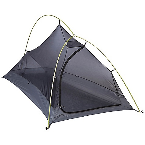 Camp and Hike Free Shipping. Big Agnes Fly Creek 1 Platinum Tent DECENT FEATURES of the Big Agnes Fly Creek 1 Platinum Tent Fabrics and mesh used on the inner tents are made from breathable lightweight nylon or polyester Mesh body designs offer excellent ventilation Oversized stake out loops Free standing structures reduce the number of stakes Interior mesh pockets for organizing gear Gear loft loops included Footprints extend the life of your tent floor and can be used in the fast fly setup option on some models Footprints and gear lofts sold separately Storm flap on vestibule zippers prevents drips Fabrics used on our tents include silicone treated nylon rip-stop and polyester depending on the model CORDURAr fabrics used in our Mountaineering line Waterproof polyurethane coating on all fly and floor fabrics Reflective guyline and reflective webbing on tent corners for nighttime visibility All seams taped with waterproof, solvent free polyurethane tape (no PVC or VOC) Fly vents improve ventilation to reduce condensation Single door and vestibule Storm flaps on vestibule zipper Reflective guyline and webbing on tent corners Fly and floor are silicone treated nylon rip-stop Fly and floor have 1200mm waterproof polyurethane coating Tent body is polyester mesh All seams taped with waterproof, solvent-free polyurethane tape (No PVC or VOC's) DAC Featherlite NSL pole system with press fit connectors and lightweight hubs DAC Twist Clips attach tent body to pole frame Hub pole design 11 Superlight aluminum J stakes Three interior mesh pockets Gear Loft loops included Footprint sold separately Fast Fly setup available Fits Triangle gear loft - sold separately $22 The SPECS Capacity: 1 Person Trail Weight: 1 lb 11 oz / 765 g Packed Weight: 2 lbs 1 oz / 936 kg Fast Fly Weight: 1 lb 6 oz / 624 kg Packed Size: 4in. x 17in. / 10 x 43 cm Floor Size: 22 square feet / 2.0 square meter Floor Length: 86in. / 218 cm Floor Width: 42in. - 30in. / 107 - 76 cm Head Height: 38in. / 97 cm Foot Height: 22in. / 56 cm Vestibule Area: 5.5 square feet / 0.5 square meter Footprint Weight: 4 oz / 113 g - $449.95