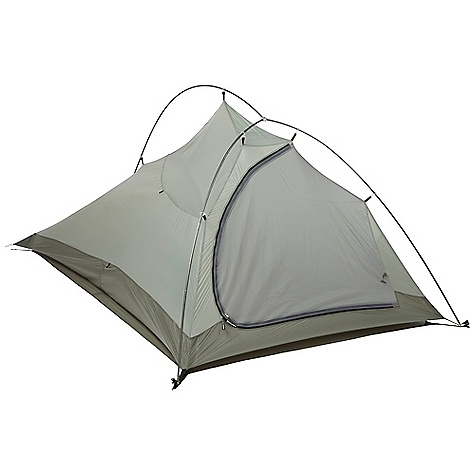 Camp and Hike Free Shipping. Big Agnes Slater UL 2+ Tent DECENT FEATURES of the Big Agnes Slater UL 2+ Tent Fabrics and mesh used on the inner tents are made from breathable lightweight nylon or polyester Mesh body designs offer excellent ventilation Oversized stake out loops Free standing structures reduce the number of stakes Interior mesh pockets for organizing gear Gear loft loops included Footprints extend the life of your tent floor and can be used in the fast fly setup option on some models Footprints and gear lofts sold separately Storm flap on vestibule zippers prevents drips Fabrics used on our tents include silicone treated nylon rip-stop and polyester depending on the model CORDURAr fabrics used in our Mountaineering line Waterproof polyurethane coating on all fly and floor fabrics Reflective guyline and reflective webbing on tent corners for nighttime visibility All seams taped with waterproof, solvent free polyurethane tape (no PVC or VOC) Fly vents improve ventilation to reduce condensation Single door and vestibule Door has two closing options: Zip up mesh door only for ventilation or zip up the polyseter layer for full protection Storm flaps on vestibule zipper Reflective guyline and webbing on tent corners Fly and floor are silicone treated nylon rip-stop Fly and floor have 1200mm waterproof polyurethane coating Tent body is nylon rip-stop and polyester mesh vent All seams taped with waterproof, solvent-free polyurethane tape (No PVC or VOC's) DAC Featherlite NSL pole system with press fit connectors and lightweight hubs DAC Twist Clips attach tent body to pole frame Hub pole design 11 Superlight aluminum J stakes Three interior mesh pockets Gear Loft loops included Footprint sold separately Fast Fly setup available Fits Triangle gear loft sold separately $22 The SPECS Capacity: 2 Person Trail Weight: 2 lbs 9 oz / 1.16 g Packed Weight: 2 lbs 15 oz / 1.33 kg Fast Fly Weight: 1 lb 14 oz / 850 kg Packed Size: 5in. x 19in. / 13 x 48 cm Floor Size: 37 square feet / 3.4 square meter Floor Length: 96in. / 244 cm Floor Width: 59in.- 51in. / 150 - 130 cm Head Height: 40in. / 102 cm Foot Height: 26in. / 66 cm Vestibule Area: 8 square feet / 0.7 square meter Footprint Weight: 6 oz / 170 g - $389.95