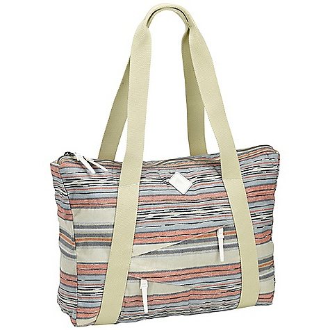 Entertainment Free Shipping. Burton Women's Kayla Laptop Tote DECENT FEATURES of the Burton Women's Kayla Laptop Tote Fabrication: 300D Yarn-Dyed Polyester (Misty Tidal Plaid) Fabrication: Air Textured Polyester CD Blend with Heat Emboss (True Black) Fabrication: Polyspun Grogain (Phoenix Stripe) Large Main Compartment with Internal Organization External Zippered Pocket The SPECS Weight: 1 lb / 0.5 kg Dimension: 12 x 18 x 5in. / 31 x 47 x 13 cm Internal Laptop Compartment: 15 x 9 x 1in. / 39 x 24 x 2 cm This product can only be shipped within the United States. Please don't hate us. - $64.95