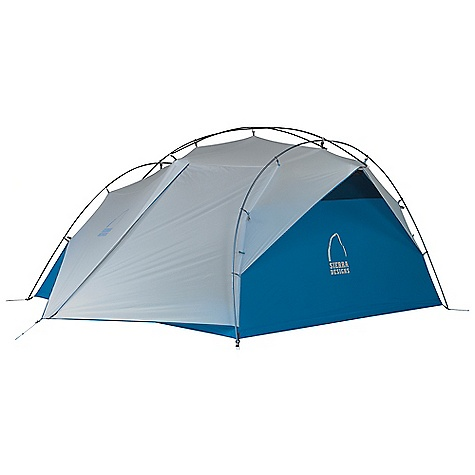 Camp and Hike Free Shipping. Sierra Designs Flash 3 Tent DECENT FEATURES of the Sierra Designs Flash 3 Tent Superseal floor Taped seams Reflective door trim and guy outs Hybrid design, double wall/single wall Ultralight d-door 2 Doors, 2 vestibules Vent Ultralight clip Jakes foot pole attachment Ball cap connector Swivel hub (h,c, h/c) Mesh window External poles Free standing The SPECS Season: 3 Capacity: 3 Person Trail Weight: 4 lbs 13 oz / 2.18 kg Packed Weight: 5 lbs 4 oz / 2.38 kg Packed Dimension: 20 x 6in. / 51 x 15 cm Number of Doors: 2 Interior Area: 40.75 square feet Vestibule Area: 8.25 + 8.25 square feet Peak Height: 43in. Floor: 40d nylon, 3000 mm Body: 20d nylon Fly: 40d nylon, 1500 mm Poles: DAC Featherlite NSL - $389.95