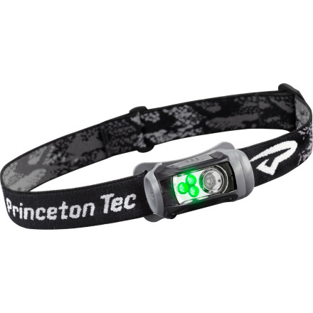 Camp and Hike The Princeton Tec Remix Headlamp lets you choose where and how much light you need for any situation. More than just high and low settings, the Remix uses two different kinds of LED bulbs to give you the ability to light up a wide area for setting up camp or a tight distant area for long-distance spotting. - $35.96