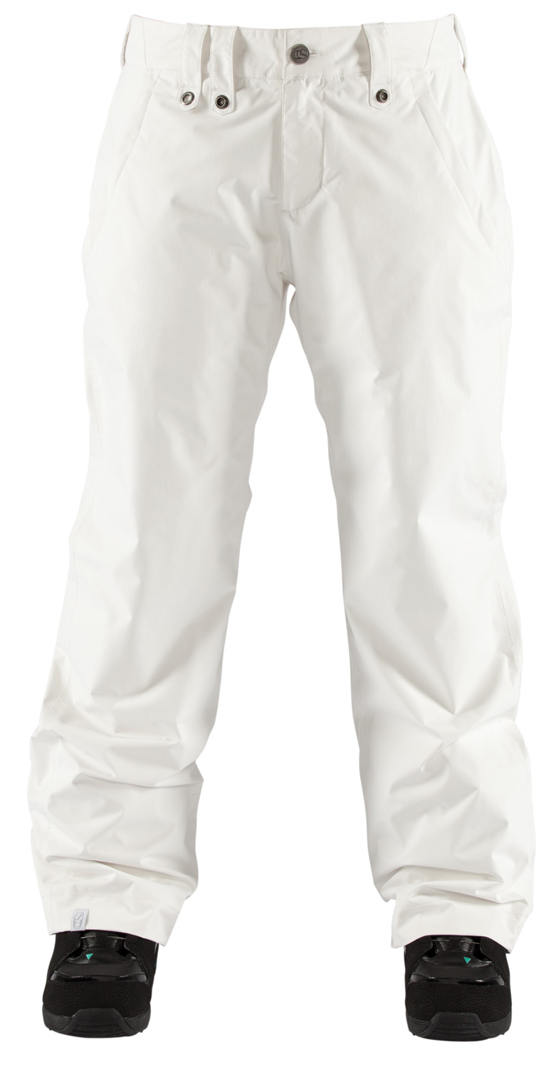 Snowboard A basic performance pant that executes beautifully without breaking your bank. Fully taped seams, 10K/8K waterproof- breathability, and a classic 5-pocket-jean silhouette that goes with absolutely anything. The Particle Pant represents extraordinary performance and value. Key Features of the Bonfire Particle Snowboard Pants: 10,000mm Waterproof 8,000g Breathability Plain Weave Loft-Lite Brushed Tricot Lining Gaiter BOA Window Embroidered Logo Snap-Tite Jacket/Pant Connect Lift Ticket Loop - $77.95