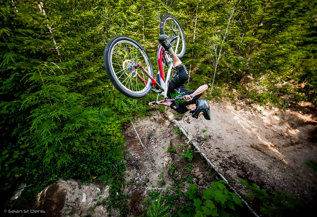 MTB Riding Squamish