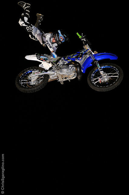 Motorsports Red Bull Freestyle Motocross Jumping
