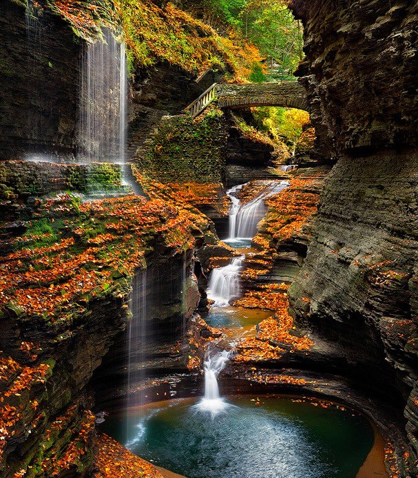 Camp and Hike upstate New York.