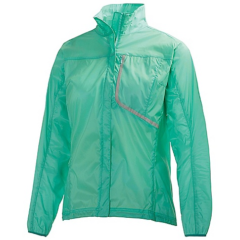 Free Shipping. Helly Hansen Women's Speed Jacket DECENT FEATURES of the Helly Hansen Women's Speed Jacket 2-Way stretch wind protective and breathable shell fabric Strategically placed venting ports in the back Chest pocket with zip Adjustable cord at bottom hem 360 degree Reflective details The SPECS Fitting: Fitted Weight: 270 gram 100% Polyamide This product can only be shipped within the United States. Please don't hate us. - $149.95