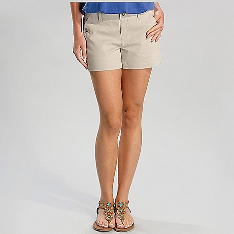 Camp and Hike Free Shipping. Lole Women's Hike Short DECENT FEATURES of the Lole Women's Hike Short Shorts with regular waistband 2 hand pockets with button closure 2 welt pockets at back Side slits Mid Rise Straight leg Inseam: 4in. / 10 cm - $54.95