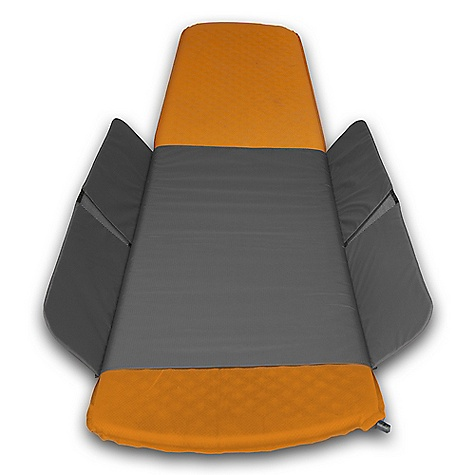 Camp and Hike Eagles Nest Hot Spot DECENT FEATURES of the Eagles Nest Hot Spot 210D Ripstop Nylon 6mm Closed Cell Foam Wings Designed To Fit 20in. Wide Sleeping Pads The SPECS Weight: 9 oz. Unfolded dimensions: (L x W) 36in. x 35in. - $29.95
