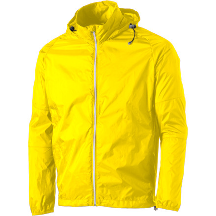 Whether you're heading to the hills for a quick out-and-back or embarking on a lengthy journey, the 66 North Iceland Gola Light Jacket will provide you with foul-weather protection and a performance fit to keep you from getting hosed. - $37.98