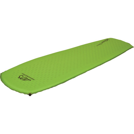 Camp and Hike Ounce-counting backpackers know what they're getting from a sleeping pad like the ALPS Mountaineering Ultra-Light Air Pad. The name says it all. Well, it says the ultra-light part. - $55.97