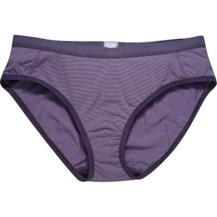 Climbing The Arc'teryx Women's Phase SL Brief makes discomfort midway through your workout, hike, or climb a thing of the past. Breathable, moisture-wicking, quick-drying Phasic SL fabric handles sweat and excess heat. - $34.95