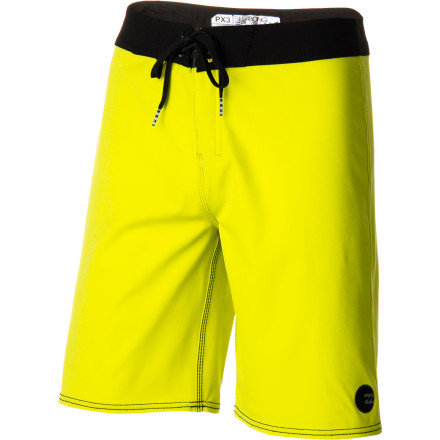 Surf With four-way stretch capabilities and minimalist two-tone styling, the Billabong Habits Board Short is big on function, not on flash. - $33.53