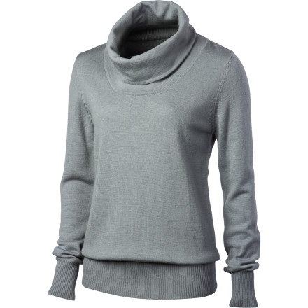 The Carve Designs Women's Rowan Sweater works as your go-to sweater when you need to hurry and not get slowed down by what-to-wear decisions. - $53.87