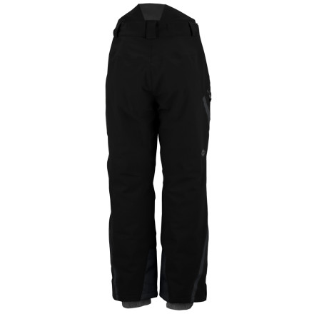 Ski Intended to be in integral part of its Titanium Series, Columbia built its Woodcut Pant with waterproof breathable Omni-Tech fabric, fully taped seams, and waterproof zips so that you can shred the snow all day and, if need be, all night, too. - $79.98