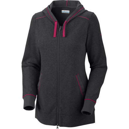 Columbia Heather Honey III Full-Zip Hoodie - Women's - $49.95