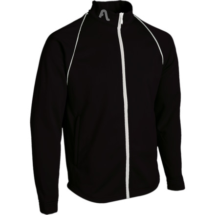 Fitness Whether you're a vintage running-clothes fanatic or a skier looking for a highly breathable mid-layer, the FlyLow Gear Prefontaine 2.0 Softshell Jacket scratches your itch. Brought back for the 2011-12 winter season, this full-zip softshell jacket provides a classic style for attention-grabbing jogs around town. But since it's made with the stretch-nylon Intuitive Fabric, you can use it as a mid-layer to lock in your upper body's heat while you point your tips and get pummeled with a faceshots. - $49.98