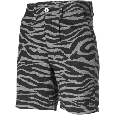OK, so the Freshjive Rocker Short isn't the skin-tight cut-offs you would expect, but they are still fun to headbang in. - $33.98