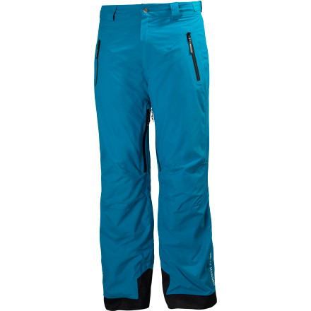 Ski Battle frostbite without taking a bite out of your checking account with the Helly Hansen Legend Pant. Thanks to the insulation and show-shedding performance fabric, your legs will stay warm and dry even through chilly, wet storms. - $69.98