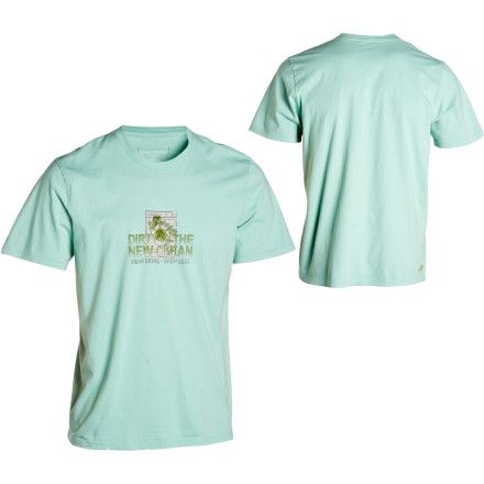 For the sake of your social life, do not interpret the instructions on the Horny Toad Wash Less T-Shirt too literally. We're certainly in favor of water conservation, but we're also in favor of not smelling like a foot while stuck in close quarters with others (like an office elevator, for example). - $14.38