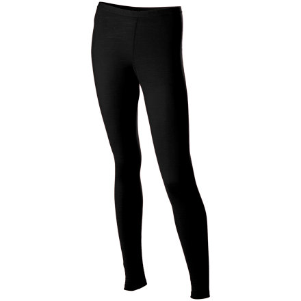 Climbing Pull on your slim-fitting Icebreaker Women's BodyFit150 Leggings and a shell, and get on the trail. Whether you cross country ski in winter or climb a fourteener in summer, these merino wool Icebreaker long underwear bottoms don't let you get clammy or cold. Soft, non-itchy merino wool pulls perspiration away from your skin and works like a Thermos does to help you regulate your body temperature. An inseam gusset means these BodyFit150 Leggings move with you, and flatlock seams won't chafe. - $34.98
