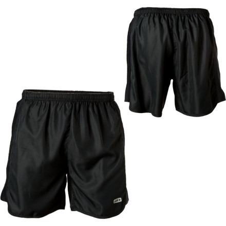 Fitness Light and fast: the Louis Garneau Men's Flow Running Shorts are all about both. Pull on these short-inseam threads for a quick training run during the heat of summer and stay cool thanks to mesh panels and a breezy inner short that gives the boys some support. Front and back reflective logos keep you visible in the headlights of cars, trucks, and the occasional train (in case you run on the tracks from time to time). - $7.99