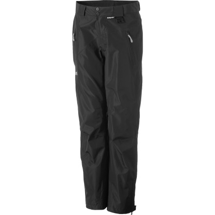 Ski The Marker Women's Saturn Insulated Gore-Tex Pant takes staying dry to extraterrestrial levels by using the proven weather protection of Gore-Tex 2L Performance fabric and fully taped seams. In order to keep you warm without letting you overheat, the Saturn features a minimal amount of Thinsulate insulation at the knees and seat. Pair all that with a women's-specific cut and Marker's deep heritage in skiing, and you have yourself one out-of-this-world pant. - $124.98