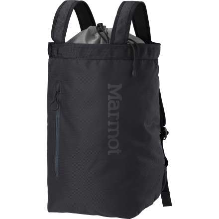 Camp and Hike The easy, versatile Marmot Urban Hauler Tote doesn't care what your agenda is for the day, because it's ready for just about anything. Whether it's a trip to the farmers market, the gym, the beach, or the park, this cleverly-crafted and durable bag can carry your gear with aplomb. - $44.95