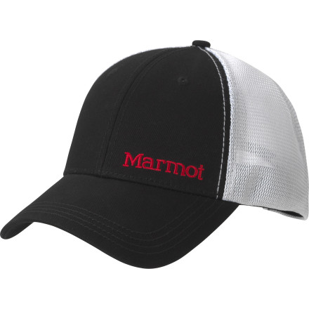 Marmot Highbrow Trucker Hat - $24.95