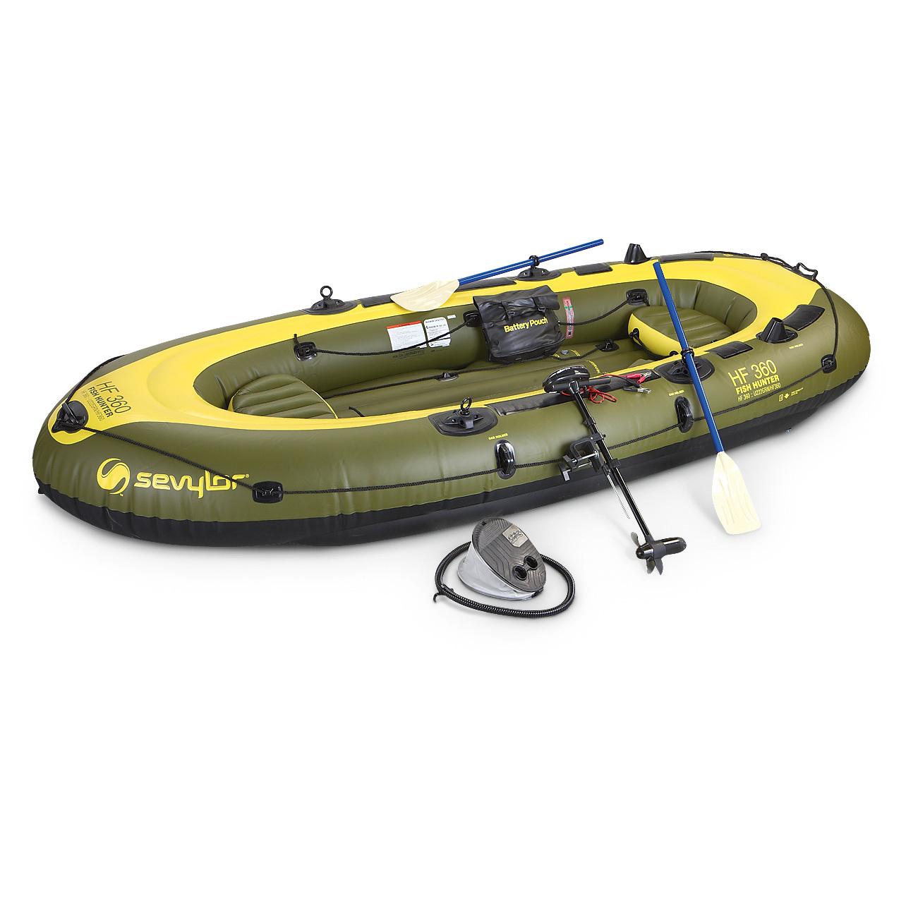 уключина для лодки sevylor