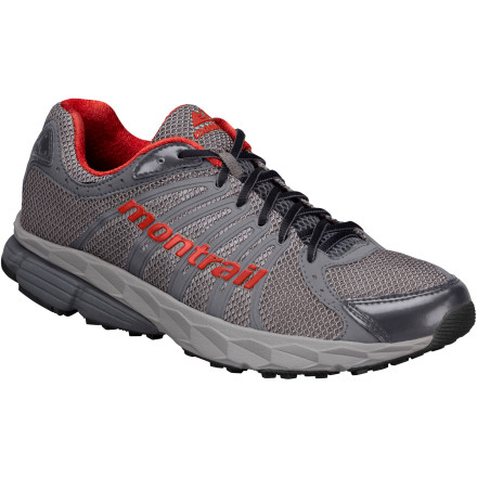 Fitness Whether you're a confirmed over-pronator or simply have ankles that have a hard time on rough trails, you need a shoe that can even out the ride. The Montrail Men's FluidBalance Trail Running Shoe features the innovative FluidPost midsole that gradually progresses from a softer density on the lateral side to a firmer, more supportive feel on the medial side. The result is on-demand stability without the abrupt  differences in support that you notice in the medial posts of most stability or motion-control running shoes. So if you need some extra help with your gait, or are simply in the habit of running over rugged, uneven terrain, protect yourself with the FluidBalance. - $79.96