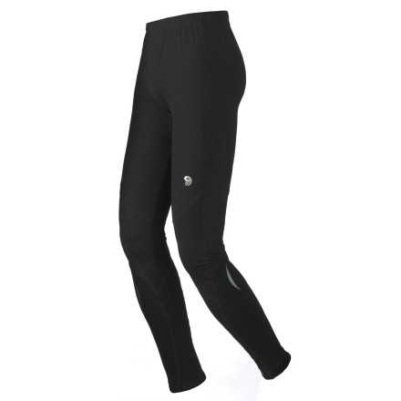 Fitness Some super heroes wear capes, and some wear rubber body suits, but when youre cruising down the trail way ahead of pace time, youre sporting the Mountain Hardwear Mens Super Power Tight. With strategically placed fleece and mesh panels, the Super Power gives you the ideal blend of insulation and ventilation when youre moving fast. A gusseted inseam provides full range of motion, and a small back pocket holds your keys, ID or an energy gel. - $27.98
