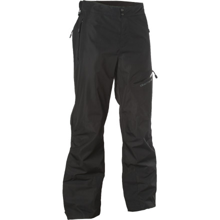 Ski Zip into your Obermeyer Kitimat Pants, and head into the snow-buried mountains of British Columbia. These burly pants will keep you going all day so you can slay run after run after run. - $119.78
