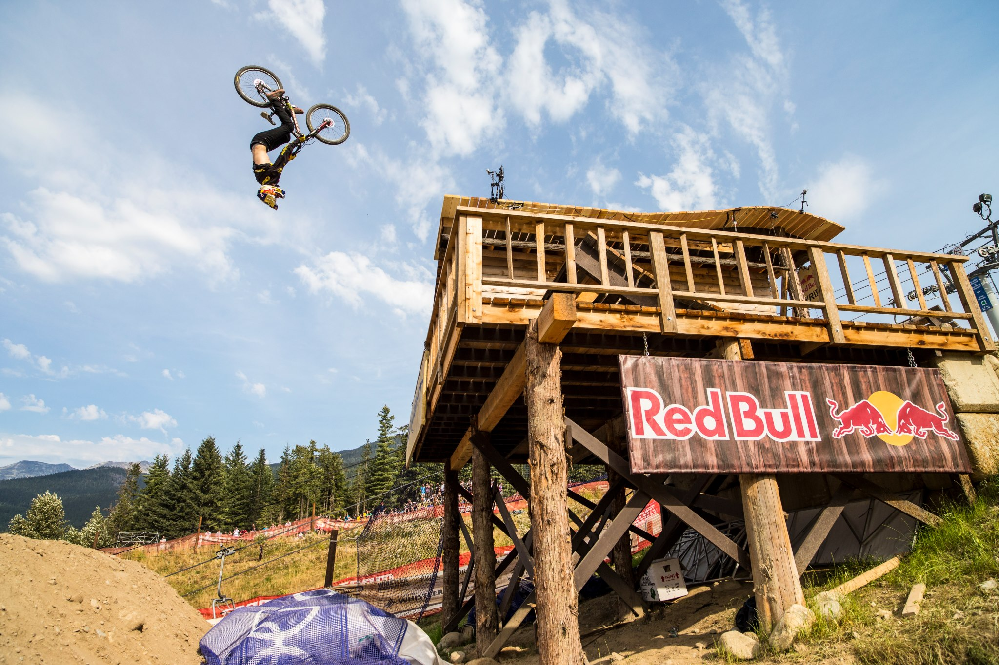 BMX Go big this week.