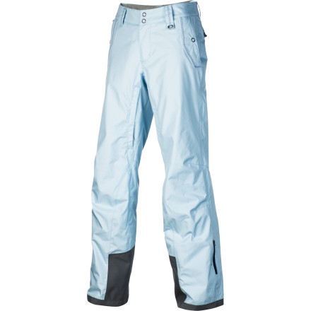 Snowboard The weather in the Cascades can be shifty; it's stormy and wet one minute then cold and clear the next. Jump into the Igneo Pant from Outdoor Research when youre soaking up backcountry solitude on your skis and need to be ready for a variety pack of weather. - $136.47