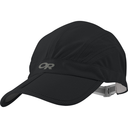 Sports Let the moisture-wicking fabric and lightweight design of the Outdoor Research Echo Hat keep your head cool while you endure the hot afternoon sun. - $25.95