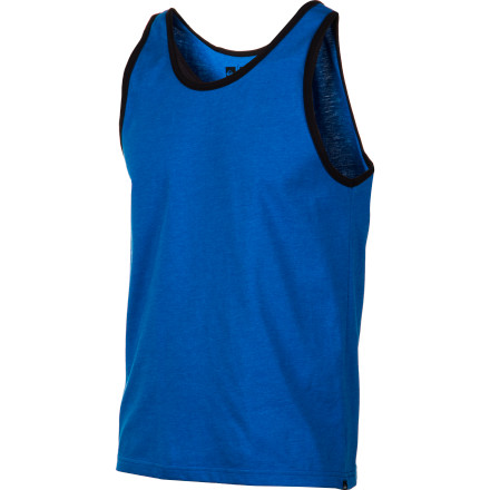 Surf This blank Quiksilver tank is so Choice. If you have the means, we highly recommend it. - $15.30