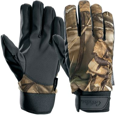 Hunting Cabela's Camoskinz™ GORE-TEX® Insulated II Gloves   $35.99