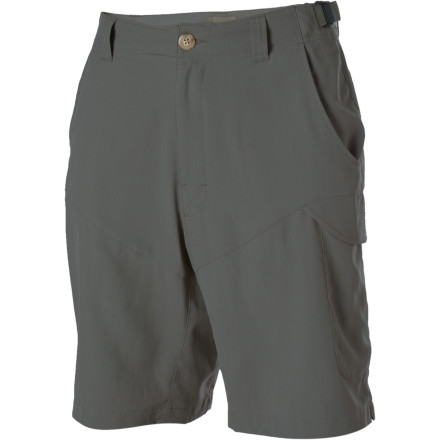 Flyfishing Pull on the Canyon Creek Shorts for a day of fly fishing or a day of wandering through the woods. - $15.98