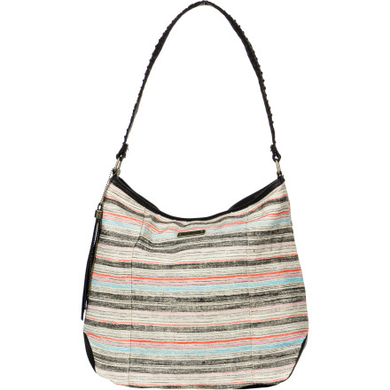 Surf Toss the Roxy Women's Dream of You Purse over your shoulder, grab some to-go lunch, and surprise your partner with some yummy food. - $37.40