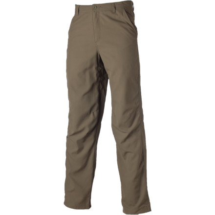 Entertainment Royal Robbins Billy Goat Mountain Performance Pant is ready to roam from the valley to high-elevation. Durable, quick-dry nylon fabric dries fast and breathes well, while articulated knees and a gusseted inseam provide unrestricted mobility. - $32.48